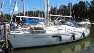 Beneteau Oceanis Clipper 321 -98
