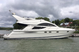 Fairline 43 Phantom -02