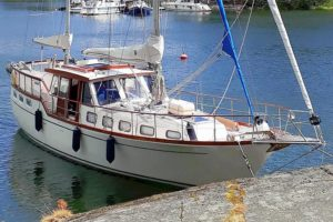Nauticat 44 -84  Finland