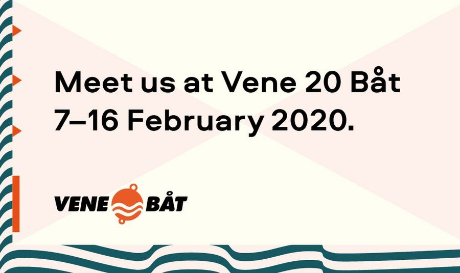 Vene 20 Båt Helsinki International Boat Show 7–16 February, 2020