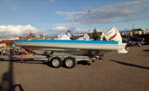 Ridas Yacht RIB 700 -14