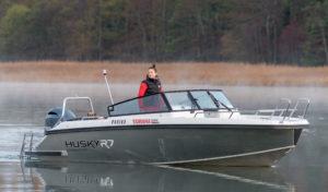 Finnmaster Husky R7 -17