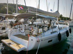 Hanse 388 -18  Croatia