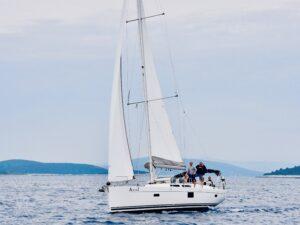 Hanse 455 -17  Croatia