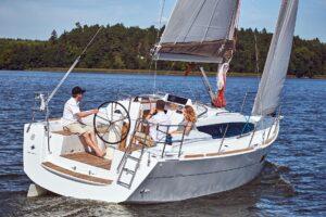 Jeanneau Sun Odyssey 319 -18  Finland