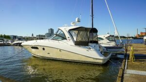 Sea Ray Sundancer 350 -09