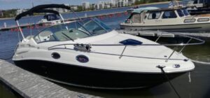 Sea Ray Sundancer 245 -06