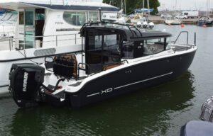 XO 270 OB Front -16