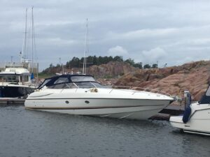 Sunseeker 48 Superhawk -96