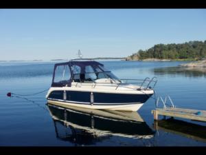 Aquador 25 WAe -07  Suomi