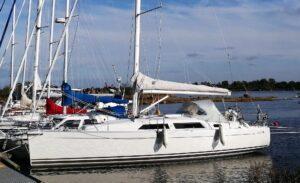 Hanse 355 -11  Suomi