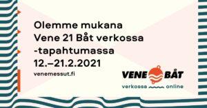 Vene 21 Båt virtuaalimessut