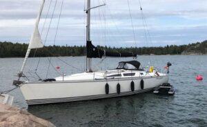 Jeanneau Sun Fast 40 -00  Suomi