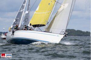 Swan 44 MK1 -90/-91  Suomi