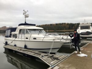 Nimbus Commander 340 -10 Suomi
