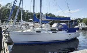 Beneteau First 32S5 -91 Suomi