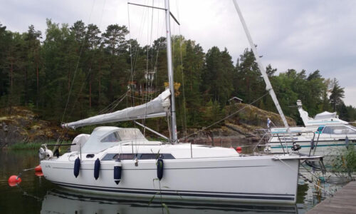 Hanse 320 -10 Suomi