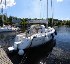 Hanse 342 -07 Suomi