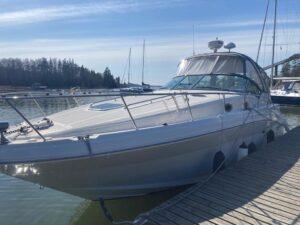 Sea Ray 375 Sundancer -03 Suomi