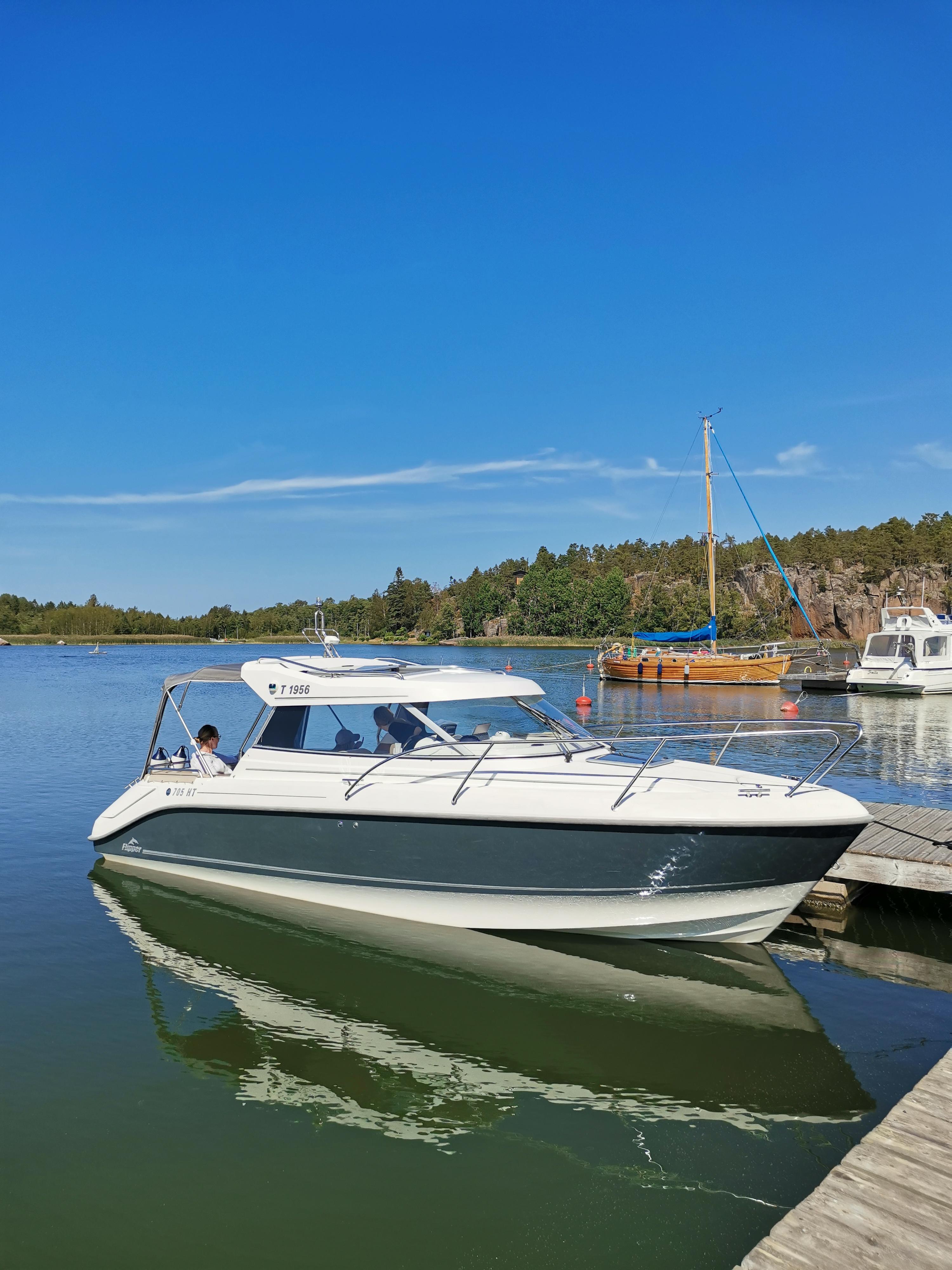 Flipper 705 HT Finland