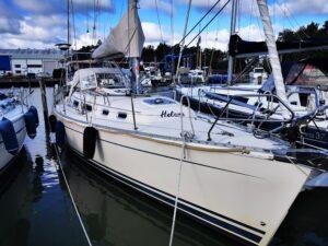 Hanse 371 -04 Finland