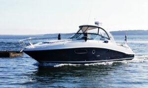 Sea Ray 375 Sundancer  -09/-10  Finland