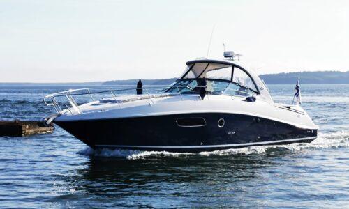 Sea Ray 375 Sundancer  -09/-10  Suomi